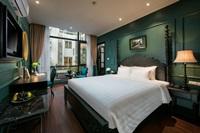 Khách sạn trung tâm Hà Nội của sinhcafe