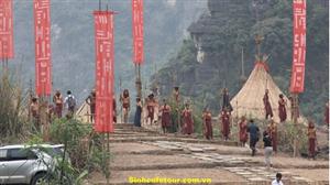 Phim trường King Kong Trang An có gì hấp dẫn