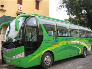 xe bus đi Nam Ninh