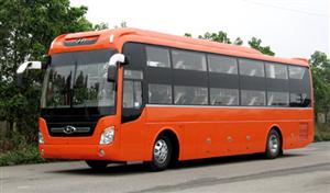 vé xe open bus Hà Nội - Sài Gòn