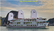 Tour Hạ Long du thuyền 5 sao Signature