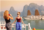 Tour Hạ Long du thuyền Golden Bay