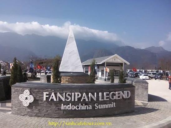 đỉnh fansipan trong tour cáp treo sapa 3 ngày 2 đêm