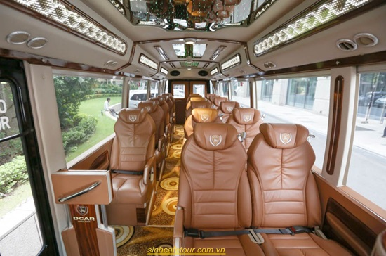 tour ha long 1 ngày limousine