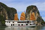 Tour Hạ Long 2 ngày 1 đêm. Ngủ tàu Luxury Imperial